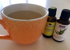 Home remedy using essential oil for dry cough, relieve sore throat & relief phlegm congestion. It work for me after days of manic coughing. 1 tablespoon honey melted in hot water add 3 drops eucalyptus & 2 drops lemon (pure essential oil only). Keep in flask to keep warm, drink when cough starts, and inhale from the vapor, works wonder.