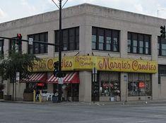 Margie's is located on Western Avenue in Chicago's Bucktown neighborhood