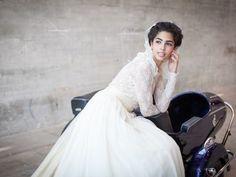 Romantische Langarm-Brautkleider für den Spätsommer! Jetzt haben Sie Ihren großen Auftritt!