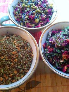 Mini Sample Size Organic Loose Leaf Teas by SarahTaylorMoore -Apothecary Tea and Gallery- set- organic - custom - gift set - vegan - housewarming- hostess gift - herbal - green - chakra - chai - kids - calm - sleep - morning - focus - yoga - meditation - stress relief - healing - summer - winter - seasonal - blend - tea- Denver