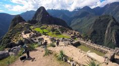 A Guide to Machu Picchu, the Site and the History