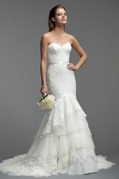 Watters Brides Aleeza Gown Style 5088B | Watters.com
