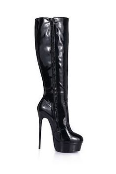 Bild 5 von 9 Sexy Boots, Sexy Heels, High Heels, Ladies Shoes, Girls Shoes, Cute Shoes, Women's Shoes, Heeled Boots, Ankle Boots