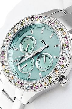 Fossil ES3051 Ladies STELLA Multi Eye Watch