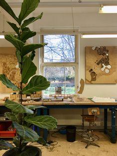 Architecture Design, Workshop, Building, Model, Architecture Layout, Atelier, Work Shop Garage, Buildings