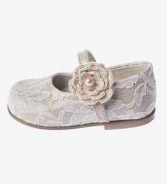 Βαπτιστικά Παπούτσια | Κορίτσι | NstNastasia