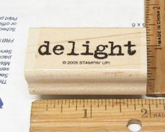 Stampin' Up! Bamboo Cutting Board, Stampin Up, Things To Sell, Words, Crafts, Ebay, Manualidades, Stamping Up, Handmade Crafts