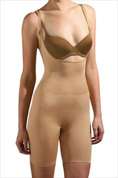 7f6f0162c871e Trinny and Susannah All In One Body Shaper. EXTRA FIRM slimming control.  SEAMLESS.