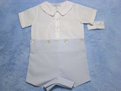 Feltman Brothers baby boy outfit