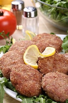 Hamburger, Steak, Food And Drink, Cooking Recipes, Kitchen, Straws, Meat, Cooking, Chef Recipes