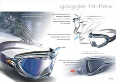 Goggle Spy Hi-Flex Opus Design Award (Japan) by DOMUSDESIGN