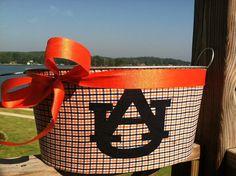 Making in FSU :) cute Auburn Alabama Football, Sec Football, College Football, Football Season, Auburn Game, College Game Days, Auburn University, Auburn Tigers, Drink Bucket