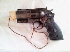 Harley Quinn Prop Pop Gun by JunkPunkStudios on Etsy, $84.00