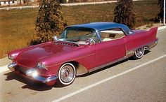 Larry Watson - 1958 Cadillac Eldorado Brougham