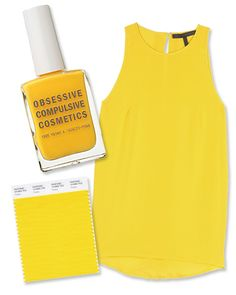 Freesia - Shop Pantone's Top 10 Spring 2014 Colors - What's Right Now - Fashion - InStyle