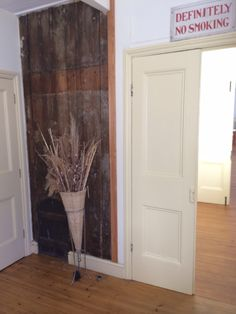 First entrance hall door