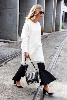 Best Street Style Trends from Australian Fashion Week - Image 16 Fashion Weeks, Daily Fashion, Fashion Week 2016, Fall Fashion Trends, New York Fashion, Look Fashion, Autumn Fashion, Hijab Fashion, Spring Fashion