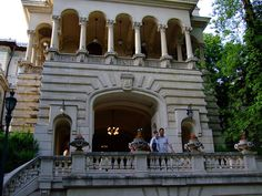 Cotroceni Palace is located at Bulevardul Geniului, in Bucharest, Romania. The palace houses the present day offices of the President of Romania and the National Cotroceni Museum.