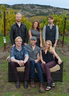 Delta Rae at Live In The Vineyard at Chimney Rock Winery
