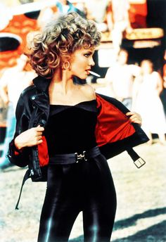 Grease (1978) oooh might do this for halloween!!!