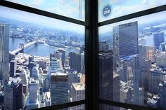 Freedom Tower's Elevator Shows Growth of NYC Skyline Over the Past 500 Years