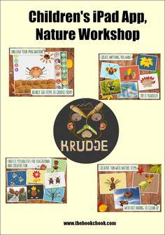 Children's iPad #App, Nature Workshop