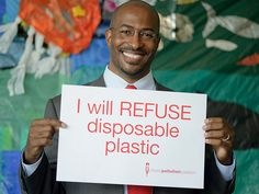 Van Jones - Environmental justice leader