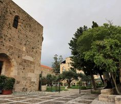 Peace and Love in Lebanon... you can stay outside your church and pray in peace, security and love in the Easter Eve...