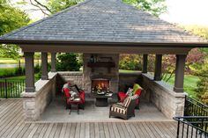 Pool Sheds And Cabanas Oakville | Shademaster Landscaping