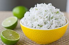Chipotle's Cilantro Lime Rice | 30 Copycat Recipes For Your Favorite Chain Restaurant Foods