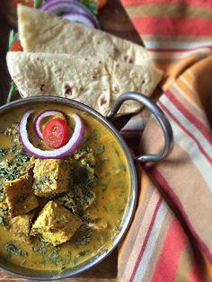 Methi and Paneer/Tofu in Zero Oil Curry – Diabetes Friendly Thursdays | simplyvegetarian777