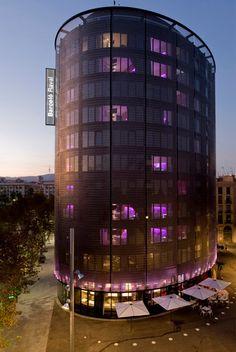 Hotel Barceló Raval. Barcelona, 2008. CMV Architects. Sueños esperanzados