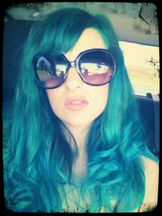Love my mermaid hair