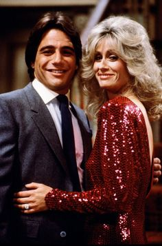 Judith Light and Tony Danza Who's the Boss!