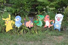 Pokemon party decorations!