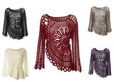 crochet lace beauty dress for girl, crochet pattern Crochet Woman, Love Crochet, Beautiful Crochet, Crochet Lace, Crochet Tops, Hairpin Lace, Crochet Cardigan, Crochet Crafts, Crochet Clothes