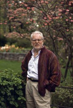 James van Sweden dies at 78; innovative landscape architect (via the Washington Post)