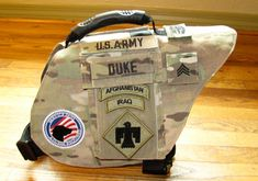 service dog vests and patches veterans - Yahoo Search Results