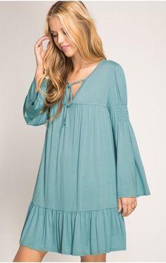 Blue Skies:Dress