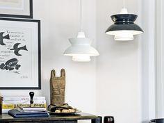 LOVE the new Louis Poulsen Doo-Wop Suspension Light