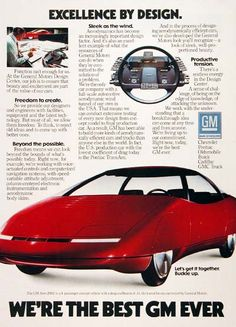 GM EV1 Electric vehicle