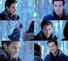 Image de chris wood, kai parker, and the vampire diaries