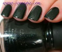 """China Glaze """"Smoke and Ashes."""" I finally got my hands on some of this stuff and I love it (this picture is not mine though)."""