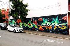 PEAK, KYLA, RITSOKO, INDI and others.Glebe, Sydney.