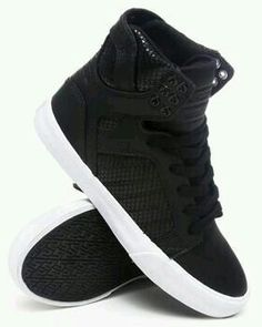 d28cdf51e78e Buy Skytop Embossed Mesh Hightop Sneakers Women s Footwear from Supra