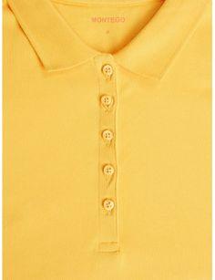 Poloshirt aus Baumwoll-Piqué mit Stretch-Anteil Montego online kaufen - 1