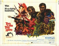 War Movies 1960-1969 - 100 Years of Movie Posters - 53