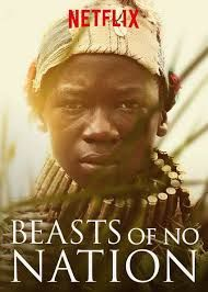 I love watching films that portray what's happening in the world so powerfully that I feel like I'm witnessing it directly, as opposed to becoming vaguely aware of an issue through fleeting headlines or dispassionate news briefs.  Beasts of No Nation is a fine example of a movie that explains what's otherwise very hard to understand. Like Paths of Glory (1957), it gives a singular, unforgettable voice to a reality too easily ignored.