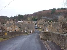 """""""Blanchland, Northumberland"""" by Peter Thompson at PicturesofEngland.com"""
