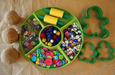 Advent Day 10: Make Gingerbread Playdough   Fantastic Fun & Learning